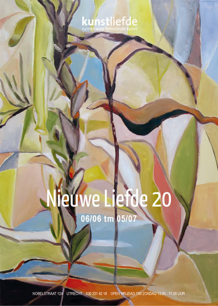 Tentoonstelling Kunstliefde juni 2020