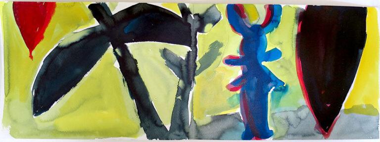 Elly-Hees-Botanische-tuin-8-pigmentinkt-2016